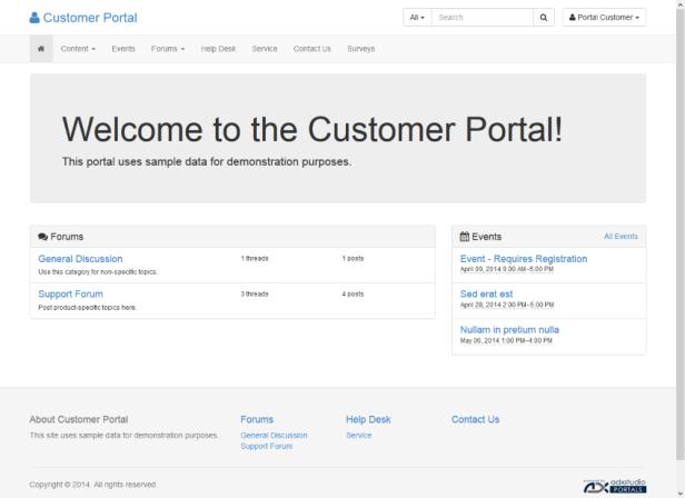 Dynamics CRM 2016 - Portals